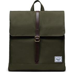 Herschel City Mid-Volume Plecak 14l, ivy green